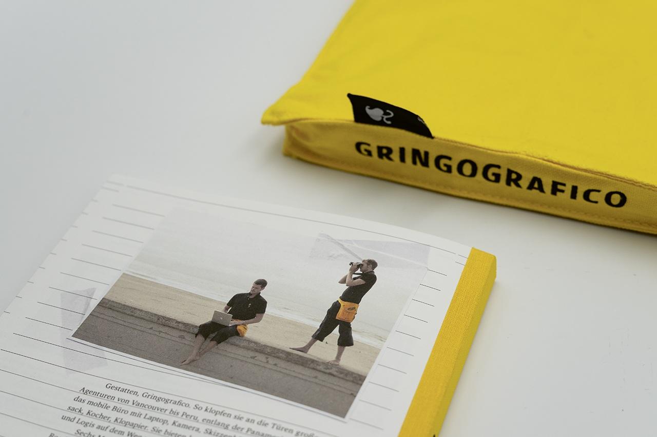 Gestaltung von Gringografico