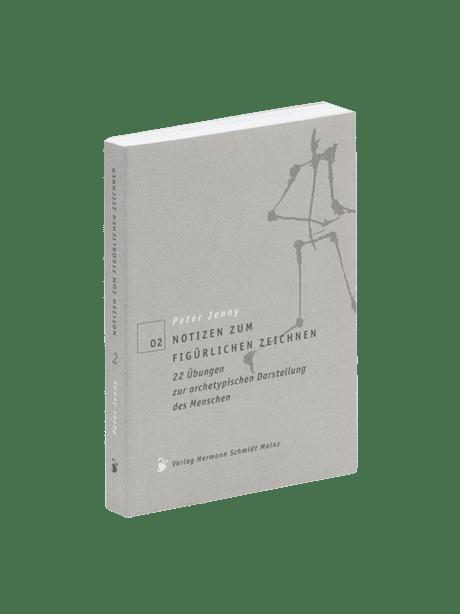 Cover von Notizen zum figürlichen Zeichnen