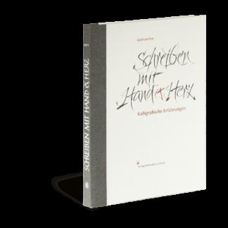 Cover von Schreiben mit Hand und Herz