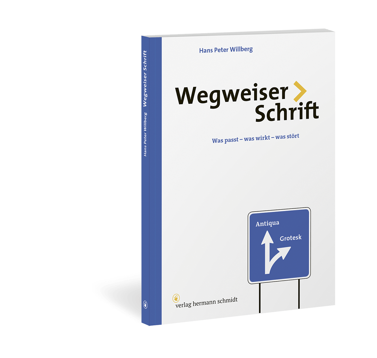 Cover von Wegweiser Schrift