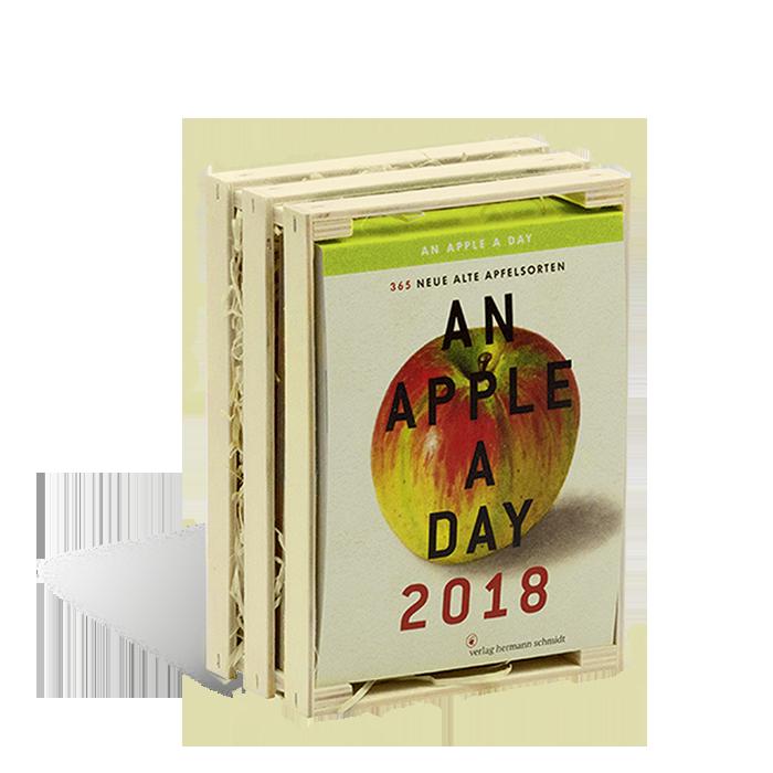 Produktabbildung zum Kalender »An Apple A Day 2018«
