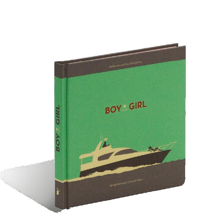 Produktabbildung zu »Boy meets Girl« von Katharina und Jan Schwochow