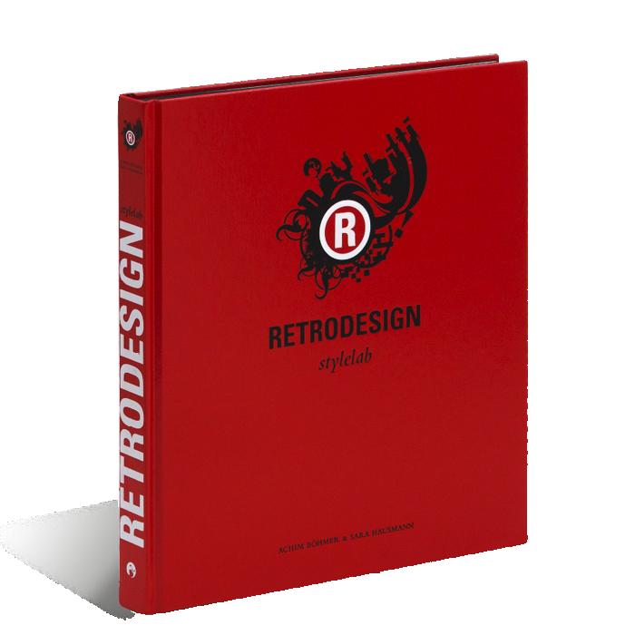 Produktabbildung zu »Retrodesign« von Achim Böhmer und Sara Hausmann