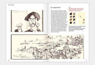 Detailabbildung zu »Mut zum Skizzenbuch«