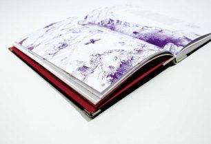 Detailansicht von »Mut zum Skizzenbuch«