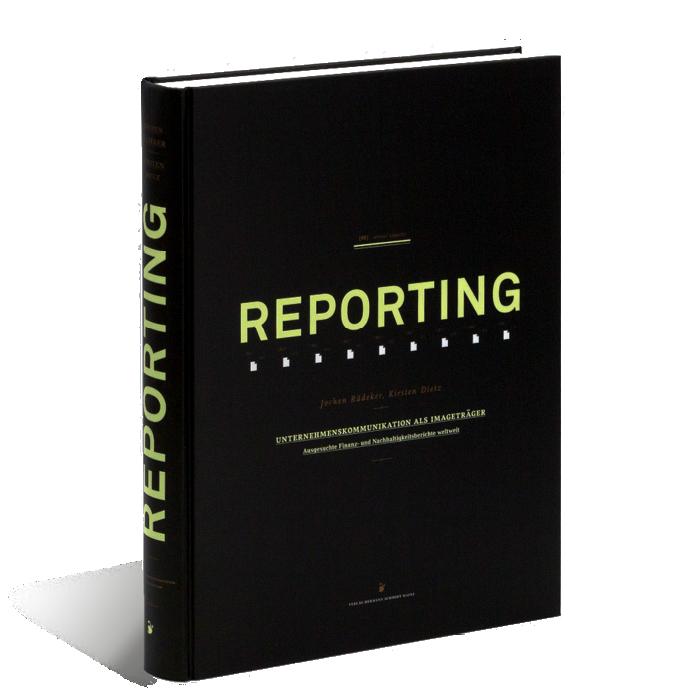 Produktabbildung zu »Reporting« von Kirsten Dietz und Jochen Rädeker