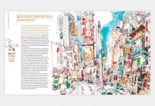 Detailabbildung zu »Wasserfarbe für Gestalter«