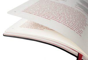 Detailabbildung von »Schrift wirkt«