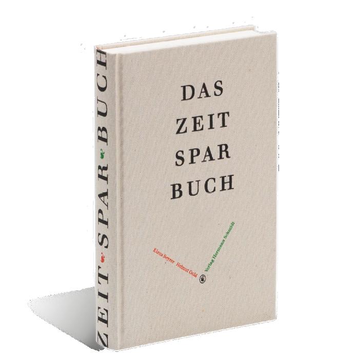 Produktabbildung zu »Das Zeitsparbuch« von Margret Baumann