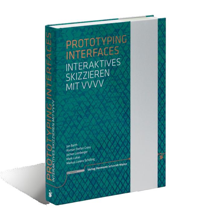 Produktabbildung zu »Prototyping Interfaces« von Jan Barth