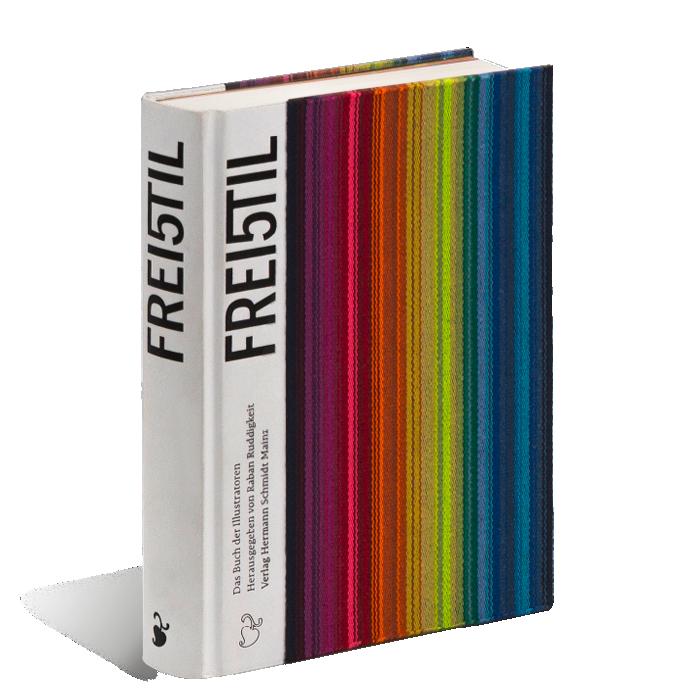 Produktabbildung zu »Freistil 5«, herausgegeben von Raban Ruddigkeit