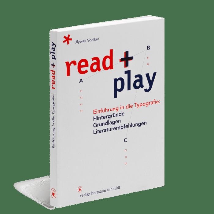 Produktabbildung zu »read + play« von Jean Ulysses Voelker