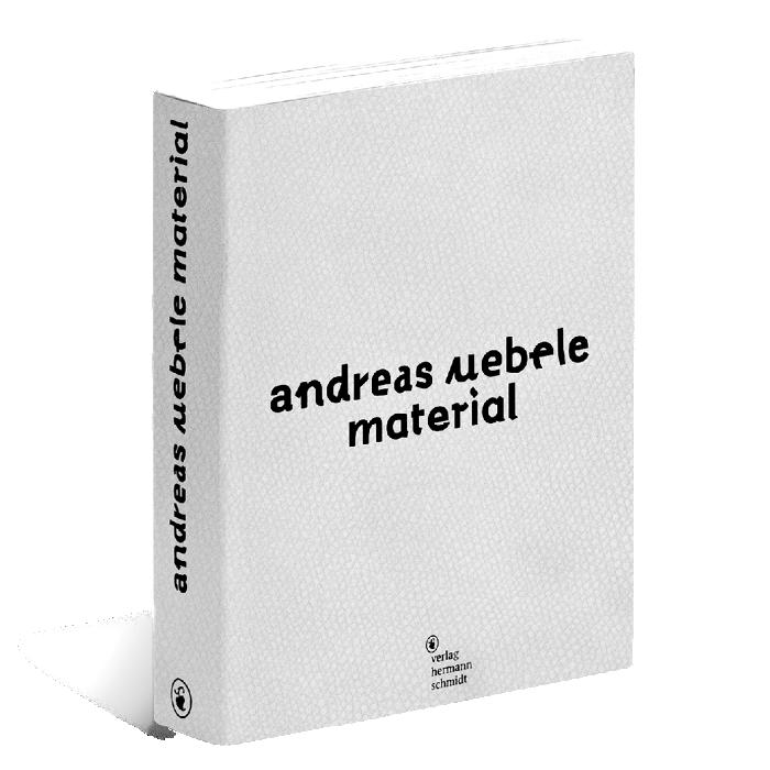 Produktabbildung zu »Material« von Andreas Uebele