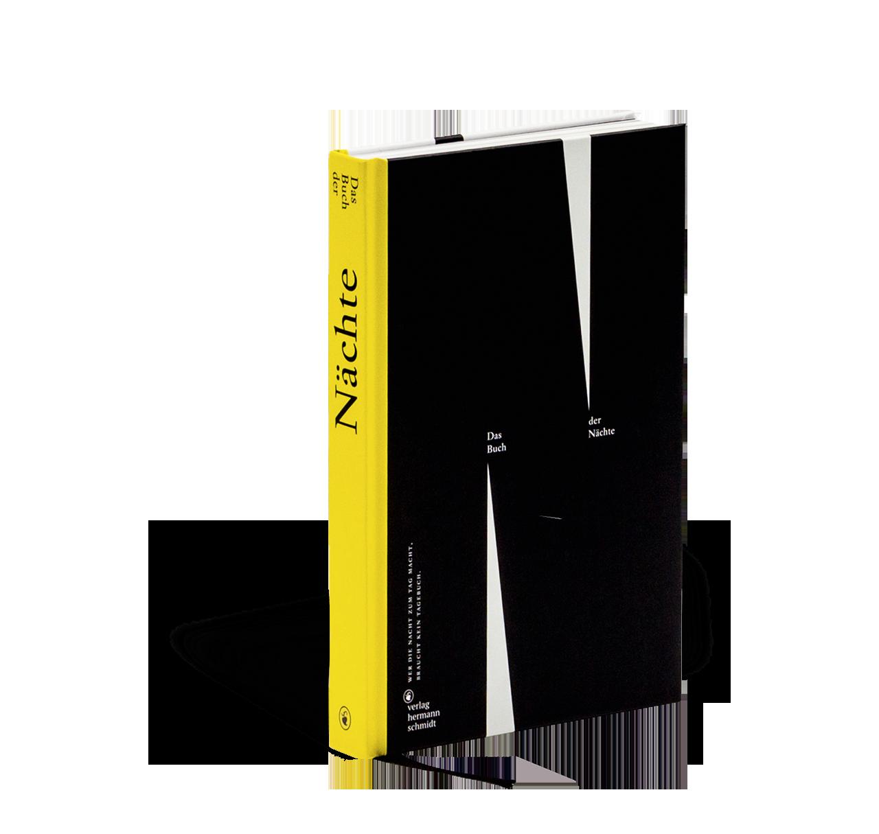 Cover Das Buch der Nächte