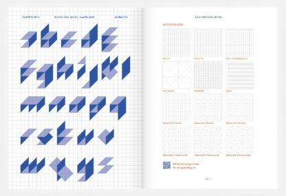 Beispielseite aus Pixel, Patch und Pattern