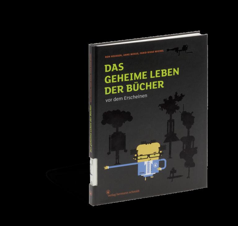 Cover von Das geheime Leben der Bücher