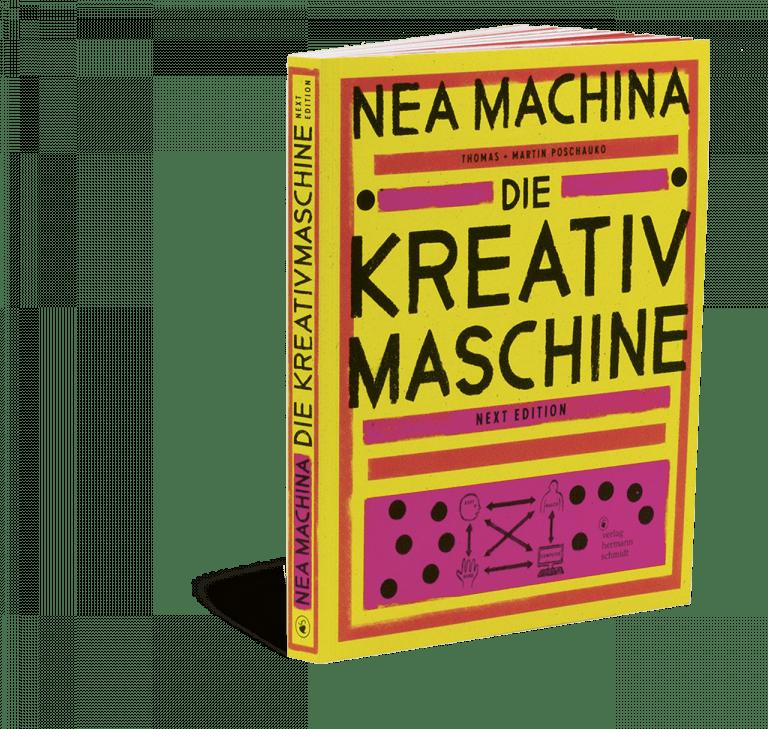 Cover von Nea Machina