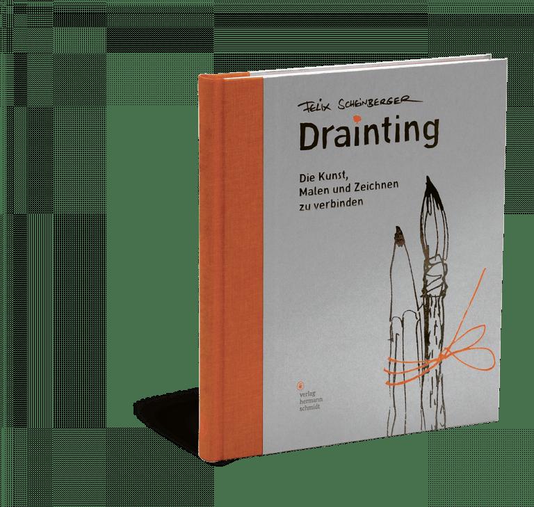 Cover von Drainting Notizbuch