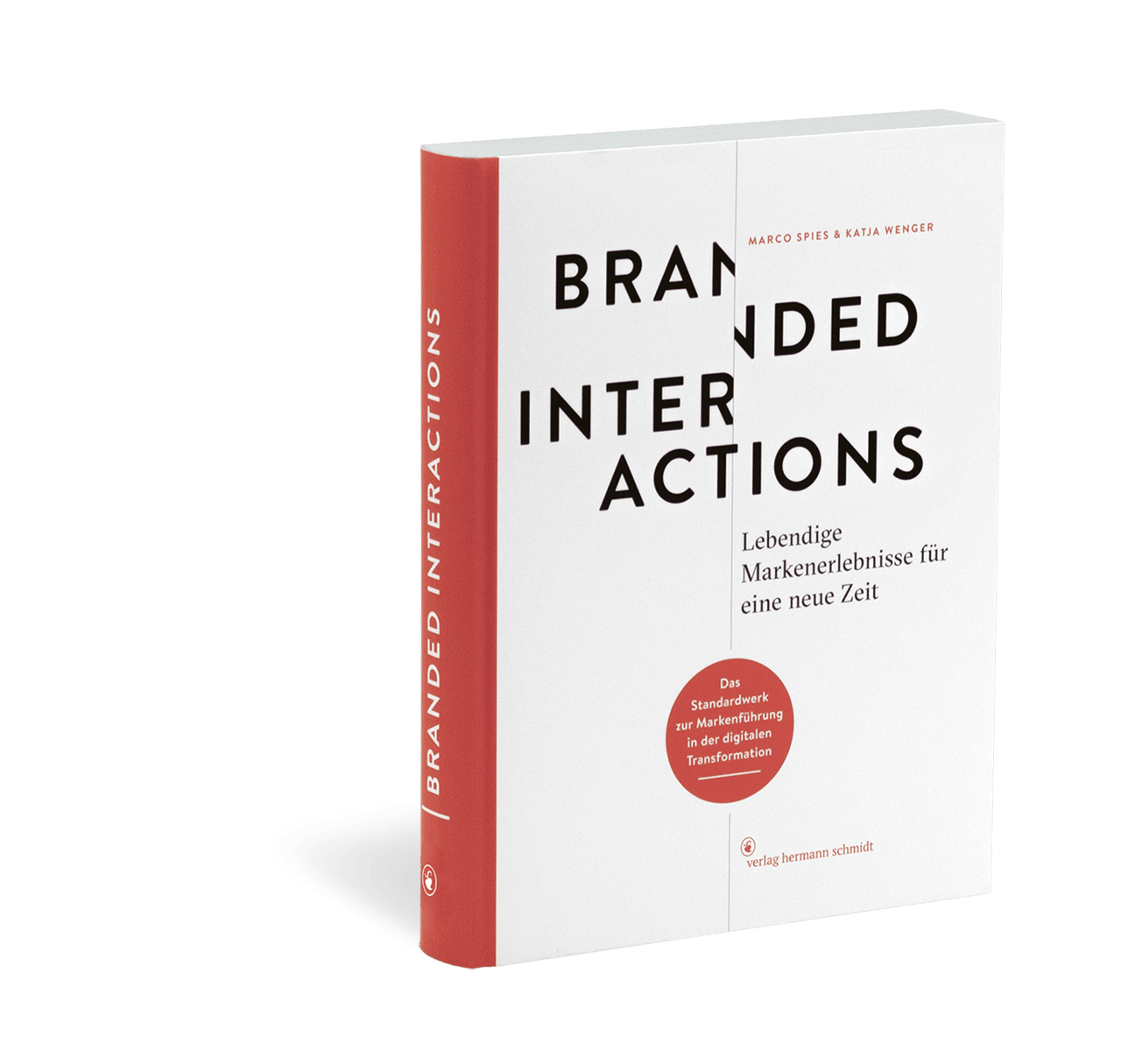 Cover von Branded Interactions