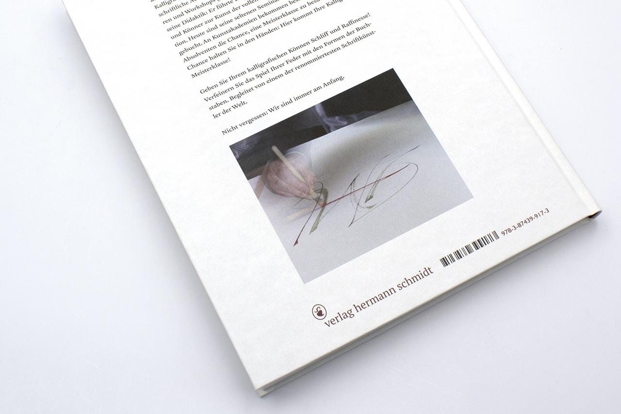 Gestaltung von Kalligrafie Meisterklasse