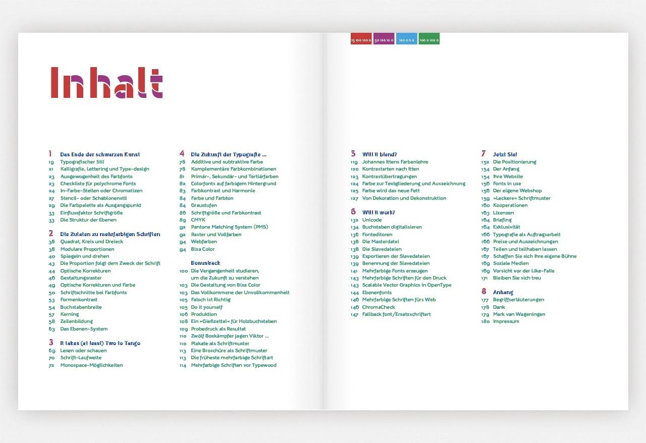 Color and Type - Verlag Hermann Schmidt
