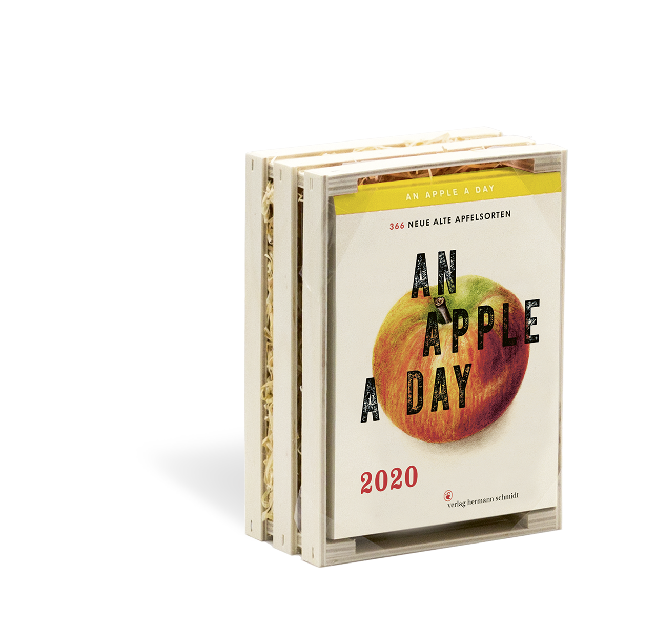 Cover An Apple A Day Kalender 2020