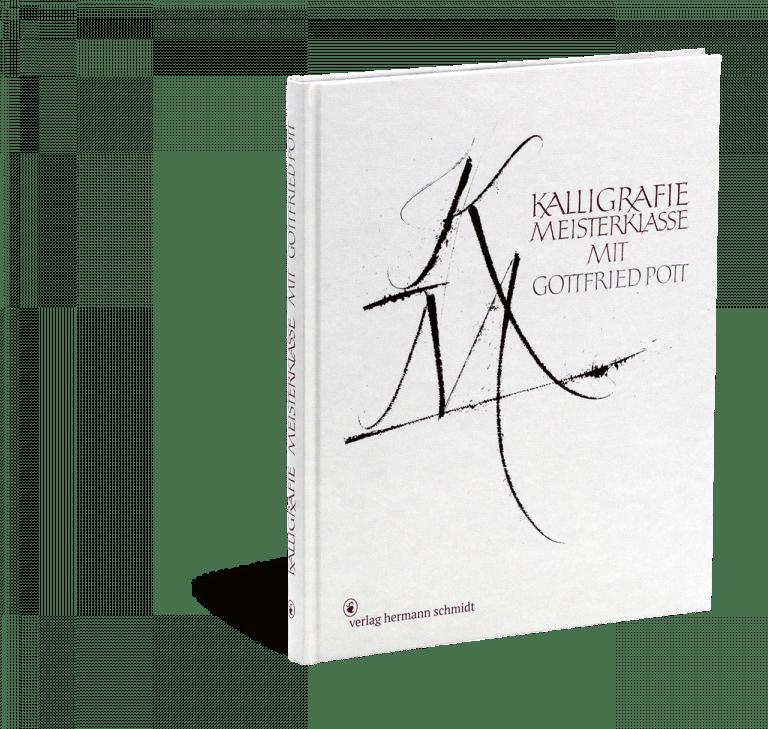Cover von Kalligrafie Meisterklasse