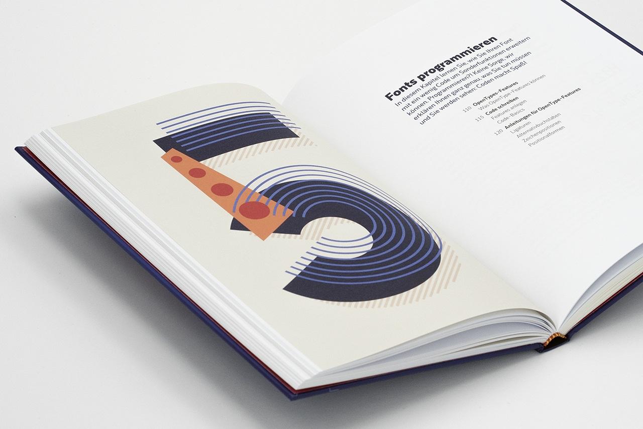 Gestaltung von Making Fonts
