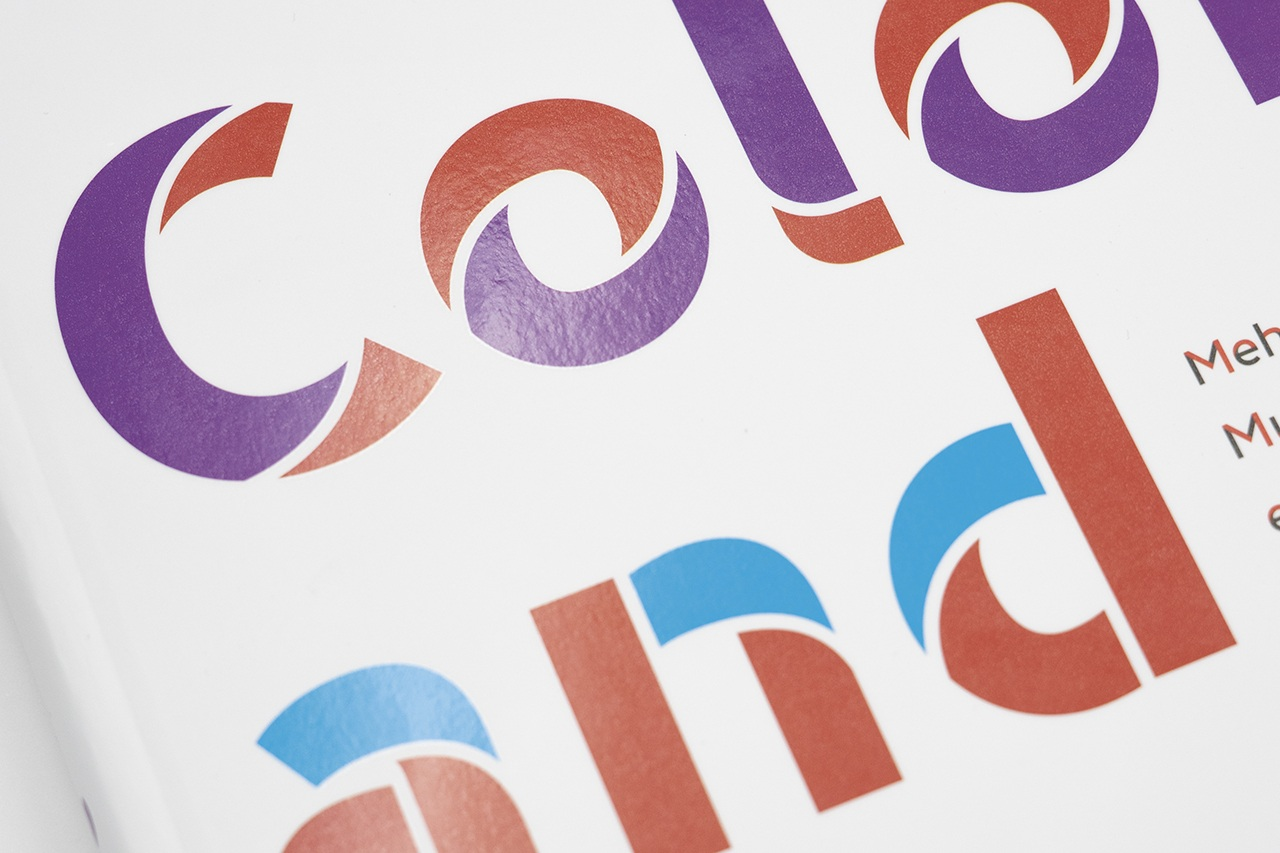 Gestaltung von Color and Type