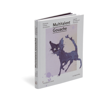 Cover von Multitalent Gouache