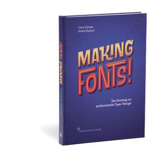 Cover von Making Fonts