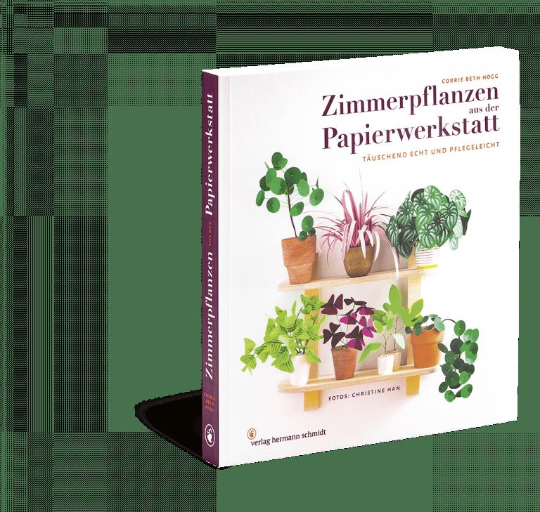 Cover von Zimmerpflanzen aus der Papierwerkstatt