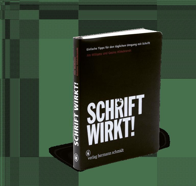 Cover von Schrift wirkt