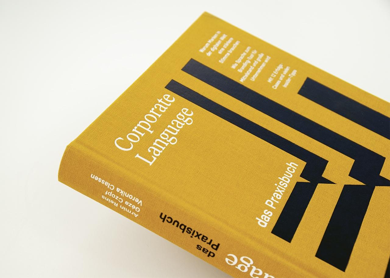 Cover von Corporate Language