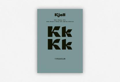 Detailabbildung zum Typodarium Kalender 2022 von Raban Ruddigkeit und Lars Harmsen