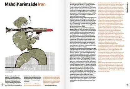Innenansicht von Freistil 7, herausgegeben von Raban Ruddigkeit