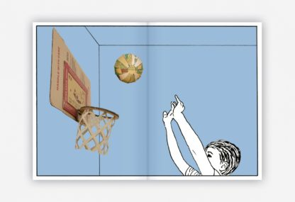 Beispielseiten aus Pappkarton, Handle with Care