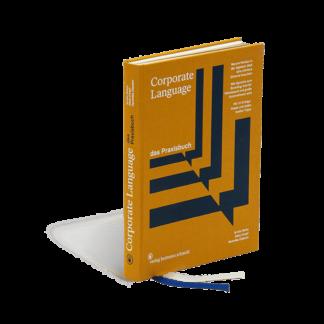 Cover Corporate Language das Praxisbuch