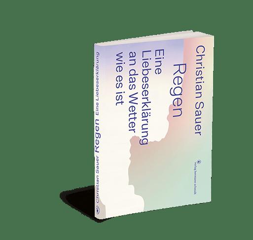 """Coverabbildung zum Buch """"Regen"""" von Christian Sauer"""