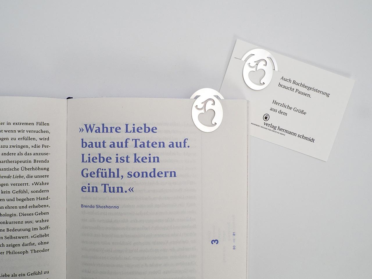 Lesezeichen Aldusblatt
