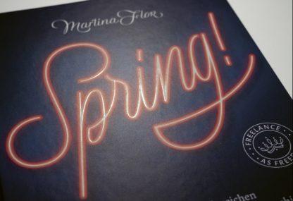 Cover von Spring!