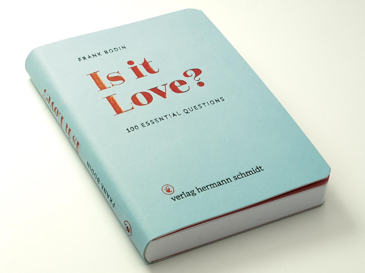 Detailansicht vom Buch »Is it Love?«