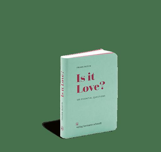 Produktabbildung vom Buch »Is it Love?«
