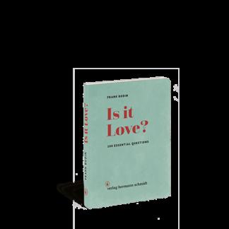 Produktabbildung zu »Is it Love« von Frank Bodin