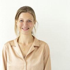 Vertriebs- und Marketingmitarbeiterin Sofie Rudolph