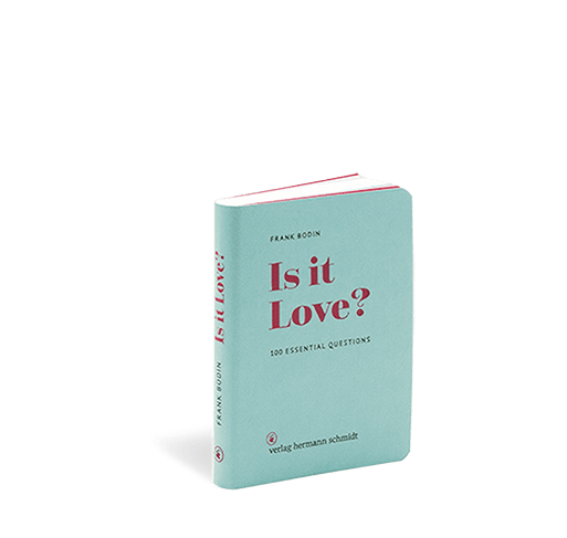 """Produktabbildung vom Buch """"Is it Love?"""""""